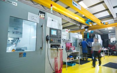 Growth gains pace at Investment Casting Systems – with a little help from XYZ