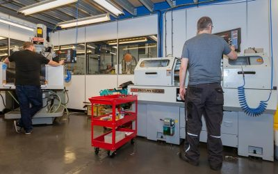 ICEoxford is chilled about benefits  of in-house machining