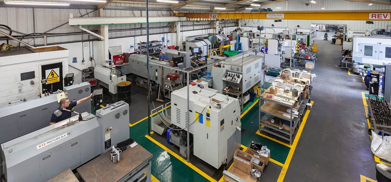 In-house machining leads to business growth for D&D Engineering