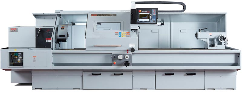 XYZ's ProTURN lathes benefit from upgrades and options