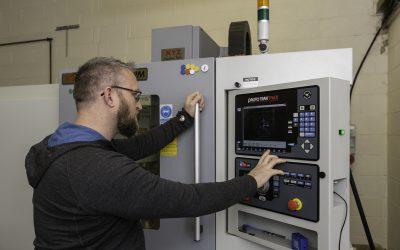 Iconic makes its move into machining with XYZ
