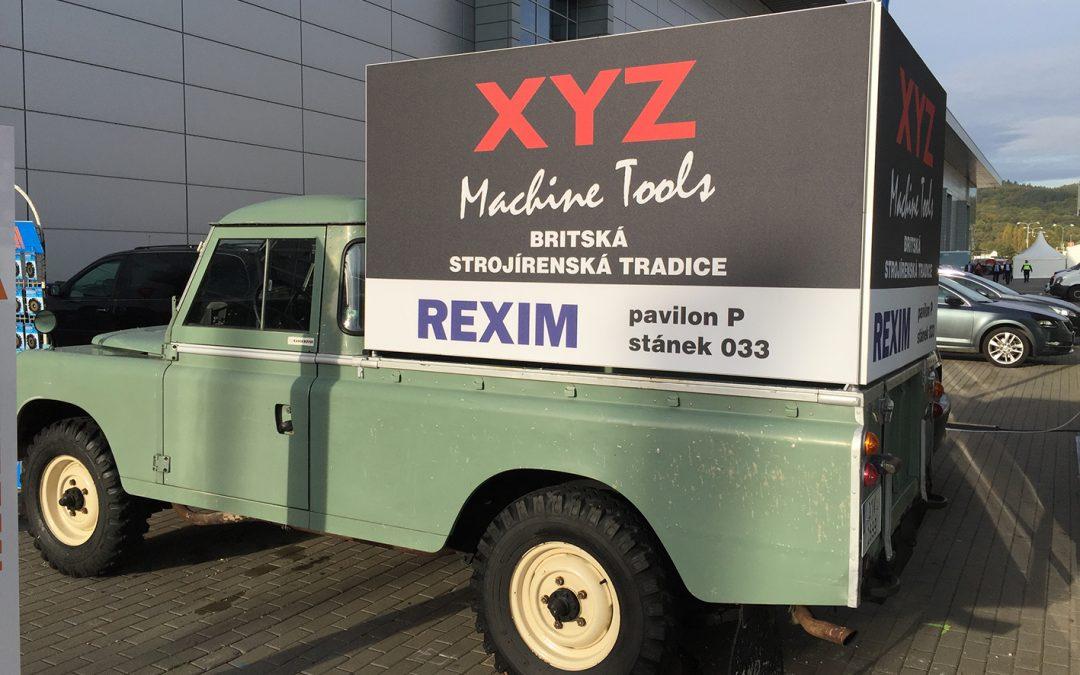 Rexim highlights ProtoTRAK versatility