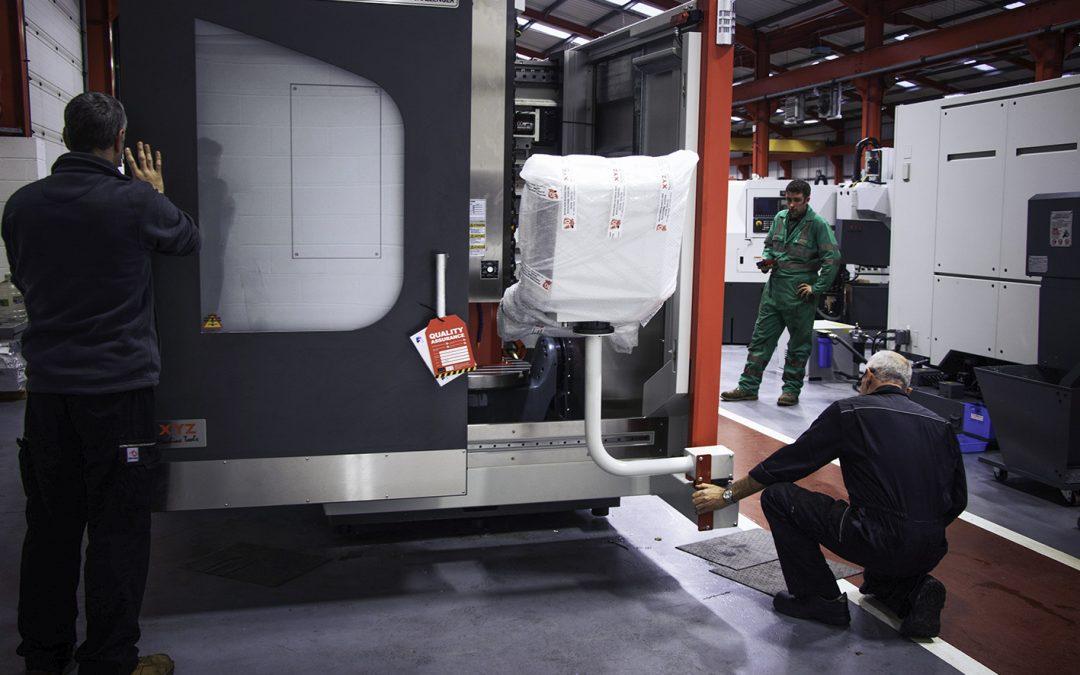 XYZ Machine Tools awarded major safety accreditation