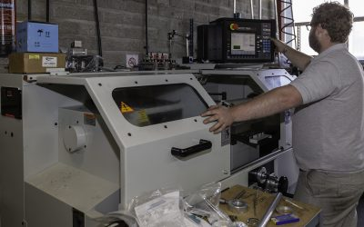Rapid growth is matched with investment at LC Precision Engineering
