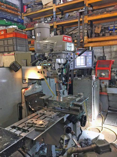 demo machine