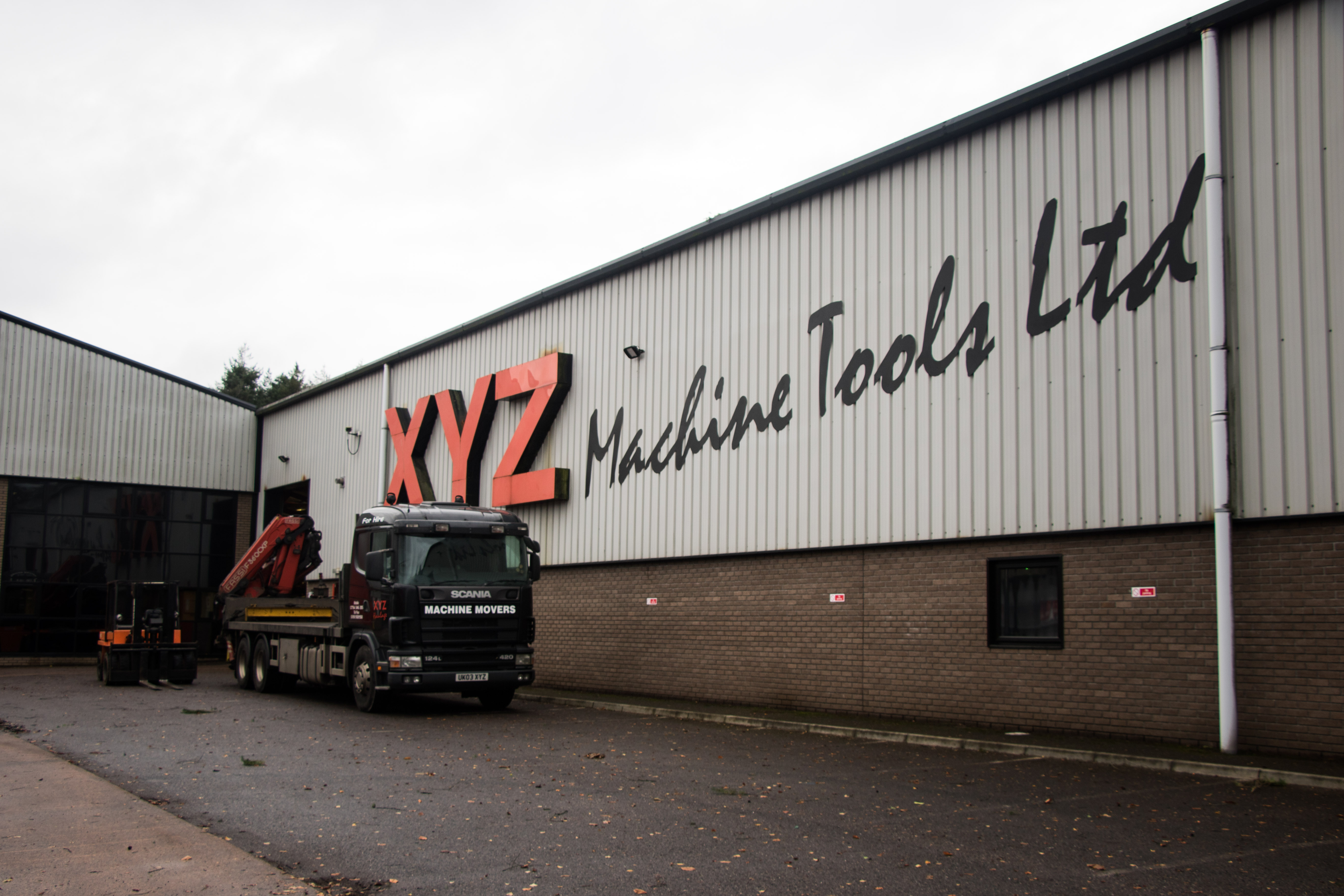 XYZ announces opening of its Slough showroom
