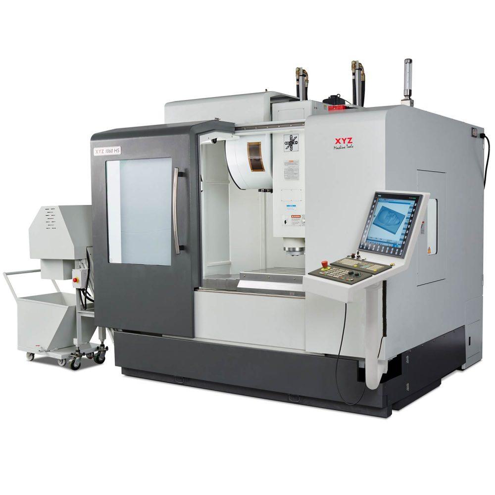 XYZ 1060 HS VMC