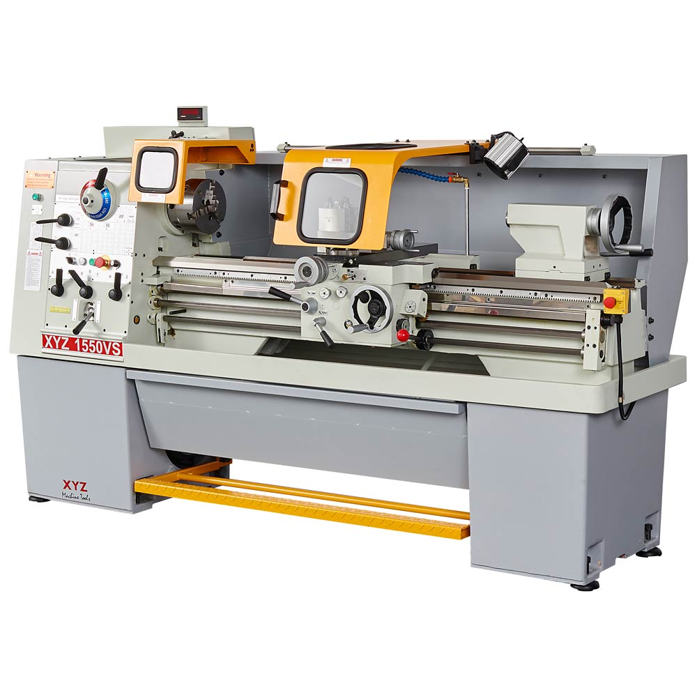 Lathe Machine 1550 VS | XYZ M...