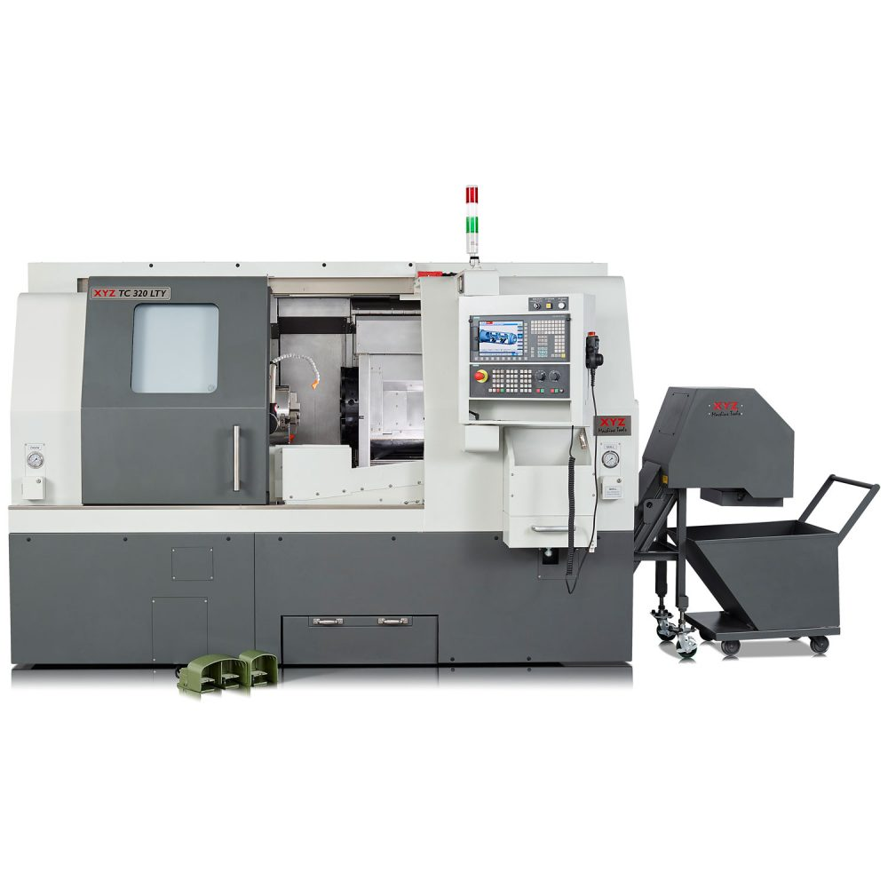 XYZ 320 LTY Turning Centre