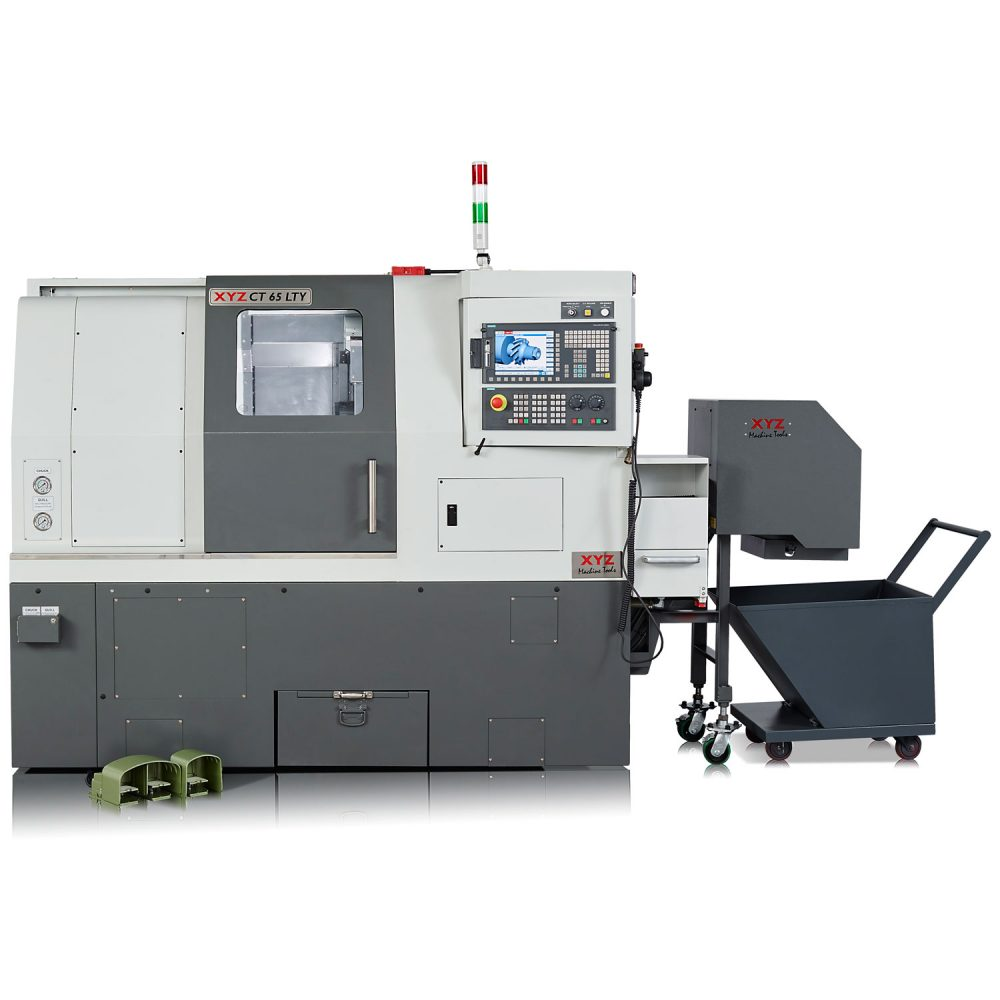 XYZ CT 65 LTY - Turning Centre