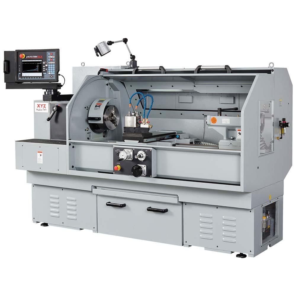 xyz machine tool