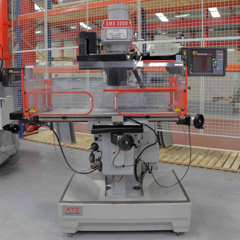 12232 Xyz Machine Tools Electrical Wiring X Y Z