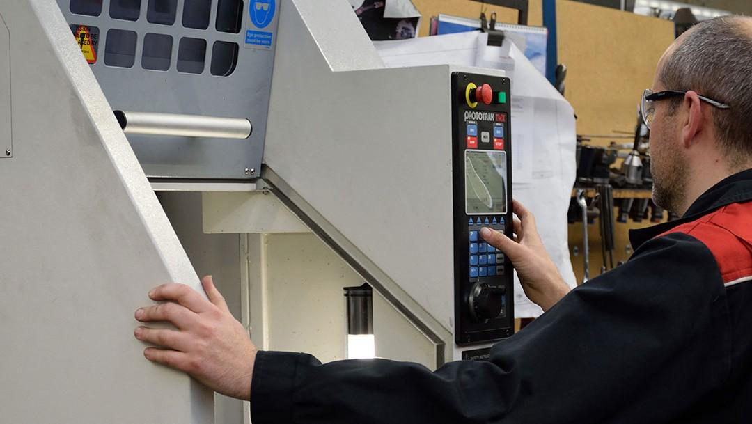 Investment maximises production at Whiteland Engineering