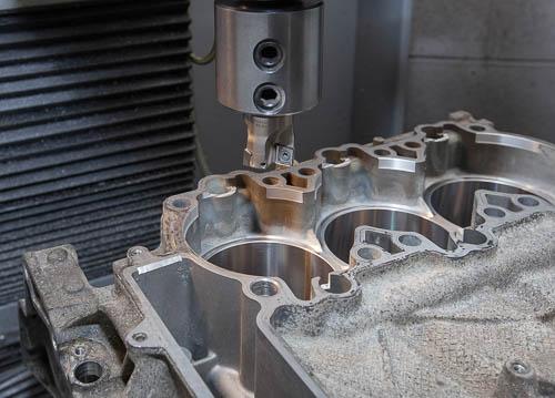 Hartech Engine Block