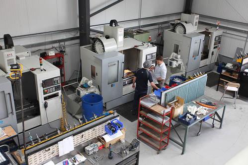 Gilo Industries XYZ VMCs