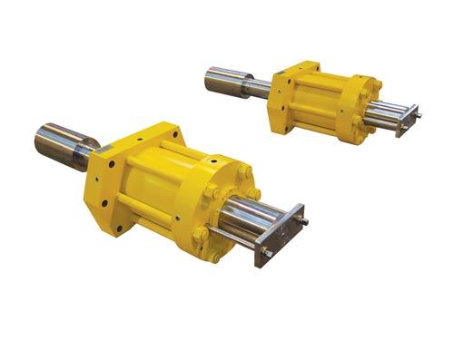 Helipebs Controls Cylinders