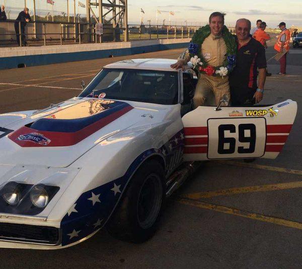 Wos Performance race car