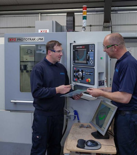 DS Machining Services