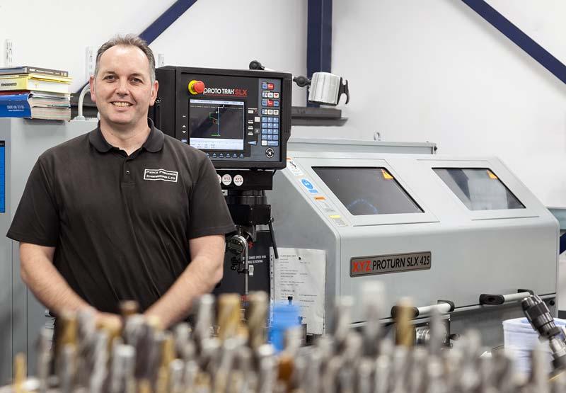 Reverse engineering moves Pierce Precision Engineering forward