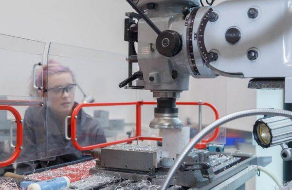 MTC Trainee milling