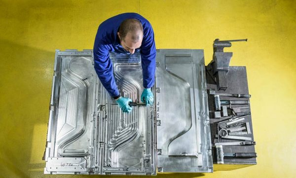Casting Support Systems large scale tooling