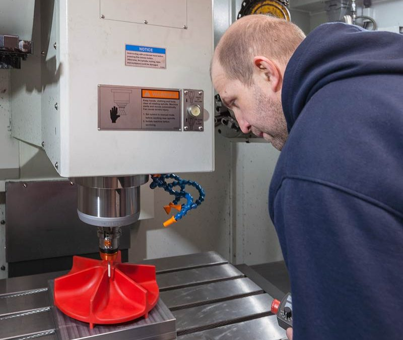 From fabricator to all-rounder – M&J Products invests in machining capability