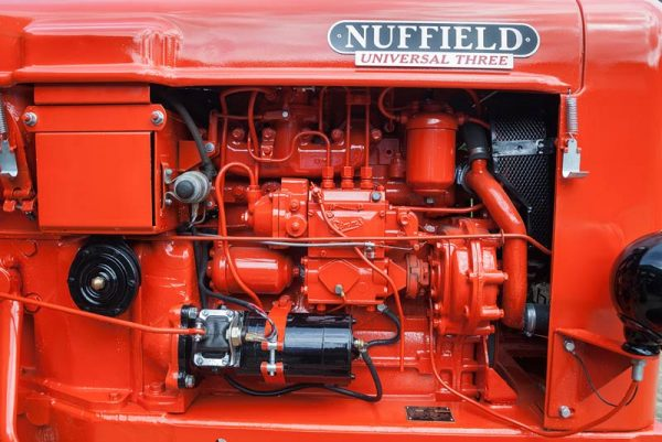 Tractor Spare Parts - Nuffield Universal 3
