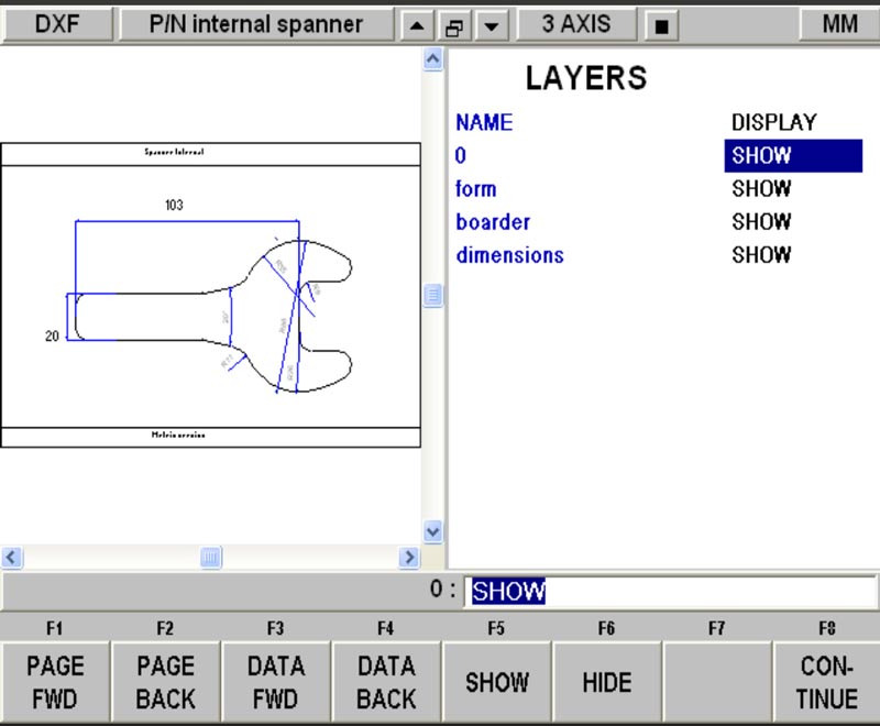 DXF – complex made easy with ProtoTRAK | XYZ Machine Tools