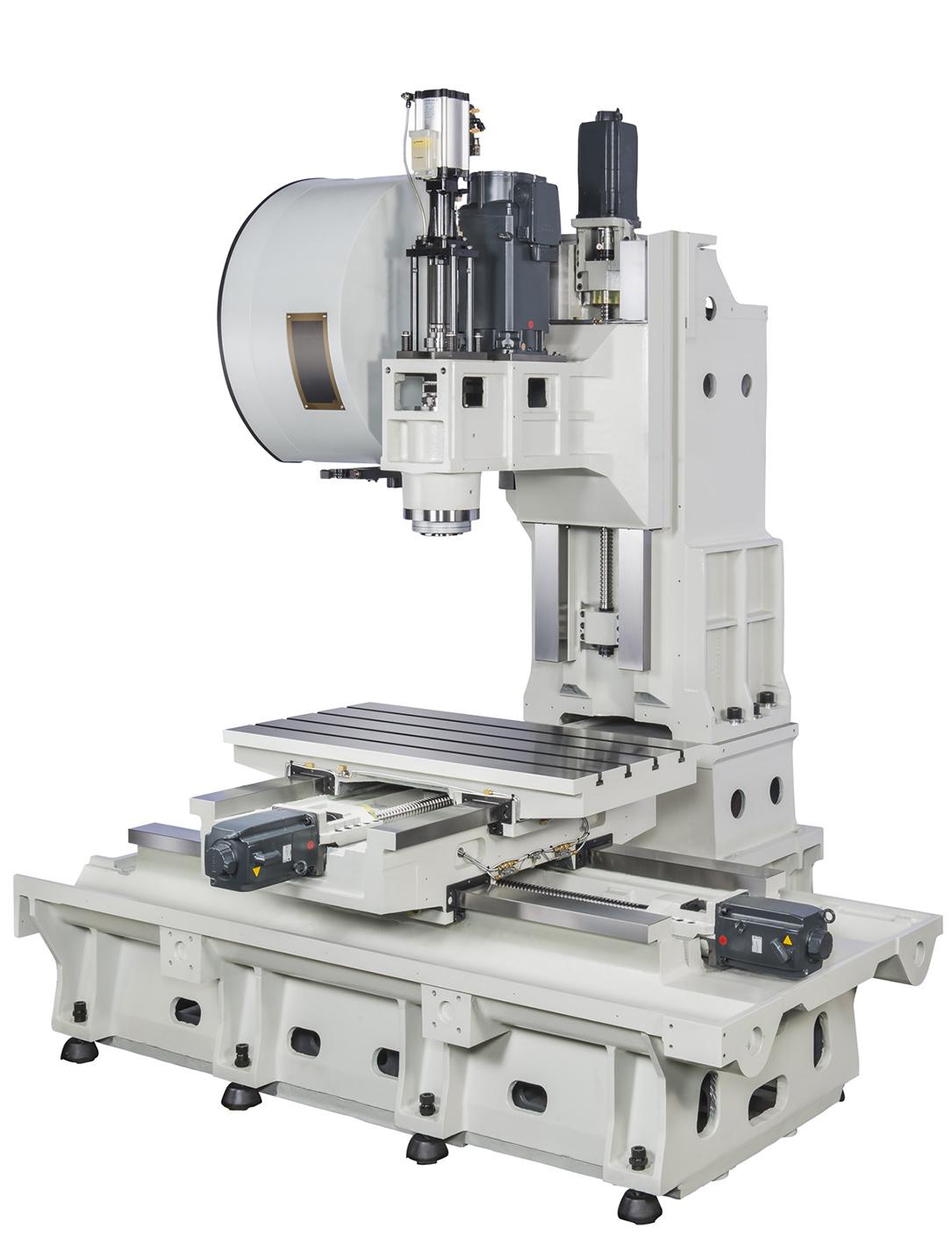XYZ 1100 Frame | XYZ Machine Tools