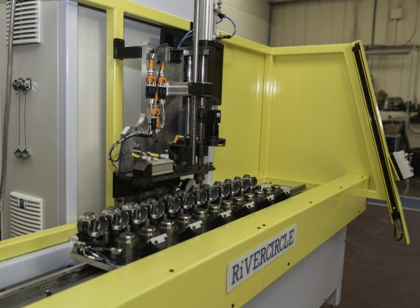 Rivercircle Piston Assembly Machine