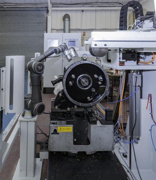 Rivercircle Test Machine