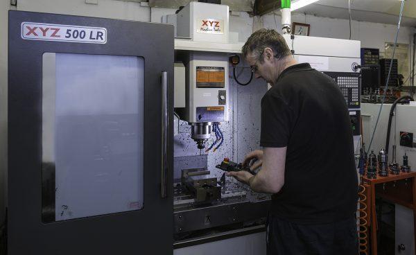 XYZ DJM Engineering 500LR