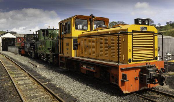 Welshpool Engines