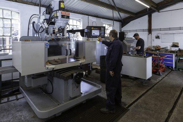 Welshpool SMX and SLX Machines