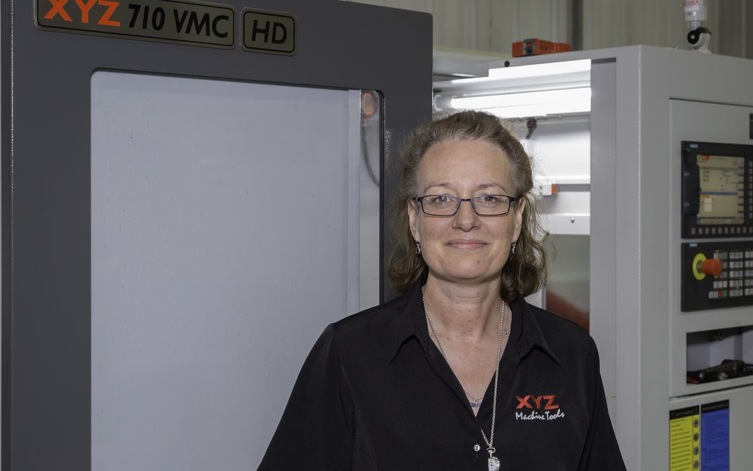 New appointments enhance customer service from XYZ Machine Tools