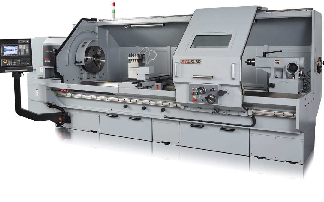 XYZ's heavyweights offer large capacity machining for all