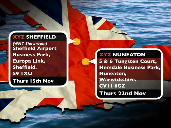 Sheffield and Nuneaton Clearance Events