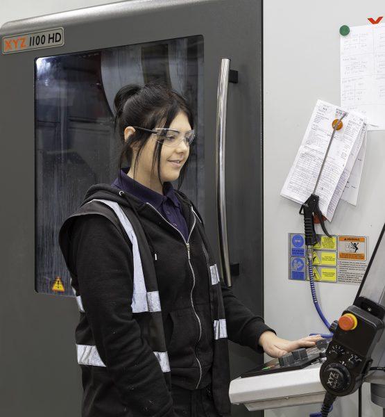 Voest Alpine-Siemens Shopmill Control