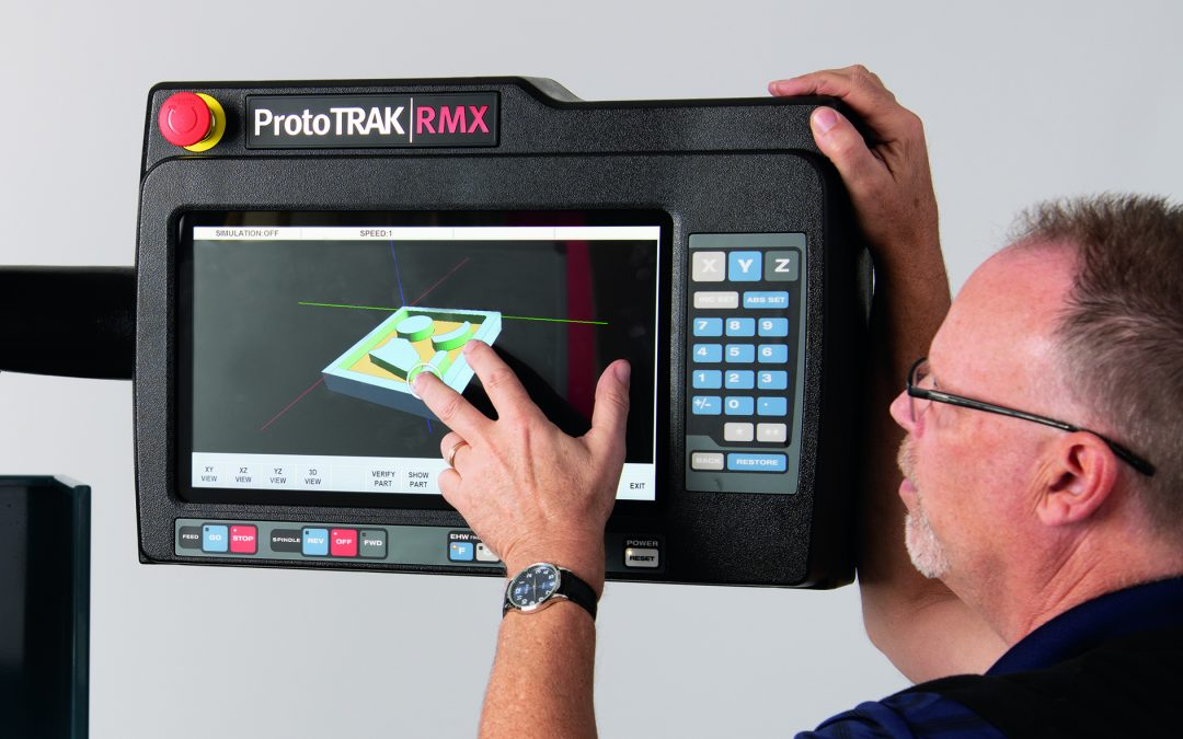 Next generation ProtoTRAK redefines machine tool control