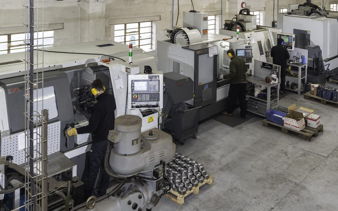 Machine shop investment provides opportunity for growth at Stevens & Carlotti