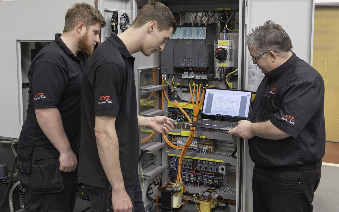 New training centre to deliver enhanced service support from XYZ