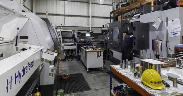 Feritech-Machine Shop