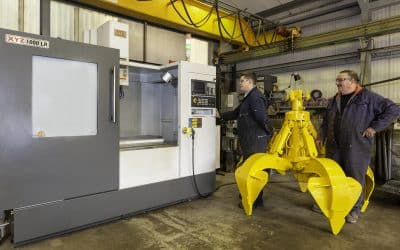 Strutt 'sees the light' in switch from manual to CNC