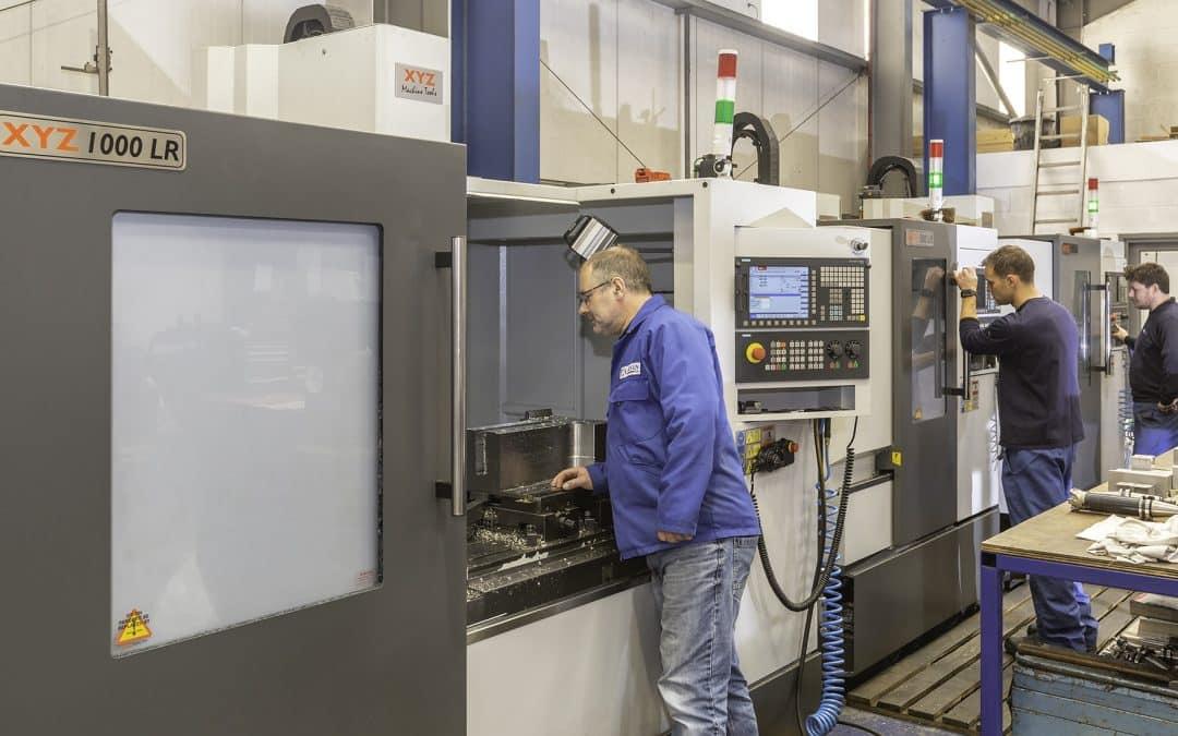 XYZ LR machines convince Alken Engineering of their potential