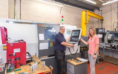 Fawcett achieves balance with turning capacity from XYZ Machine Tools