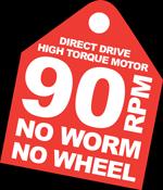 90rpm label
