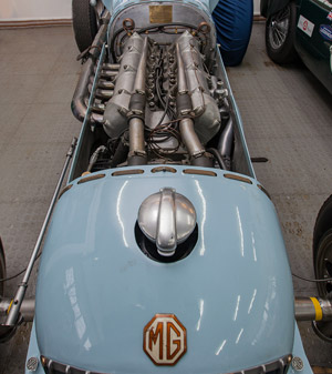 Hawker Restoration MG K3
