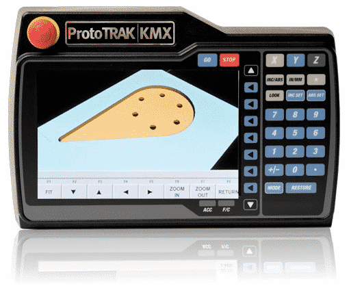 ProtoTRAK on The Mill | XYZ Machine Tools