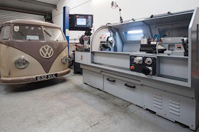 VW SPECIALIST GETS THE XYZ BUG
