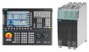 Siemens 828D Control